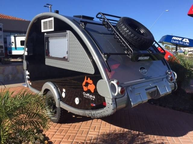 2017 Little Guy Tab Outback Campers Outback Campers Tab Trailer