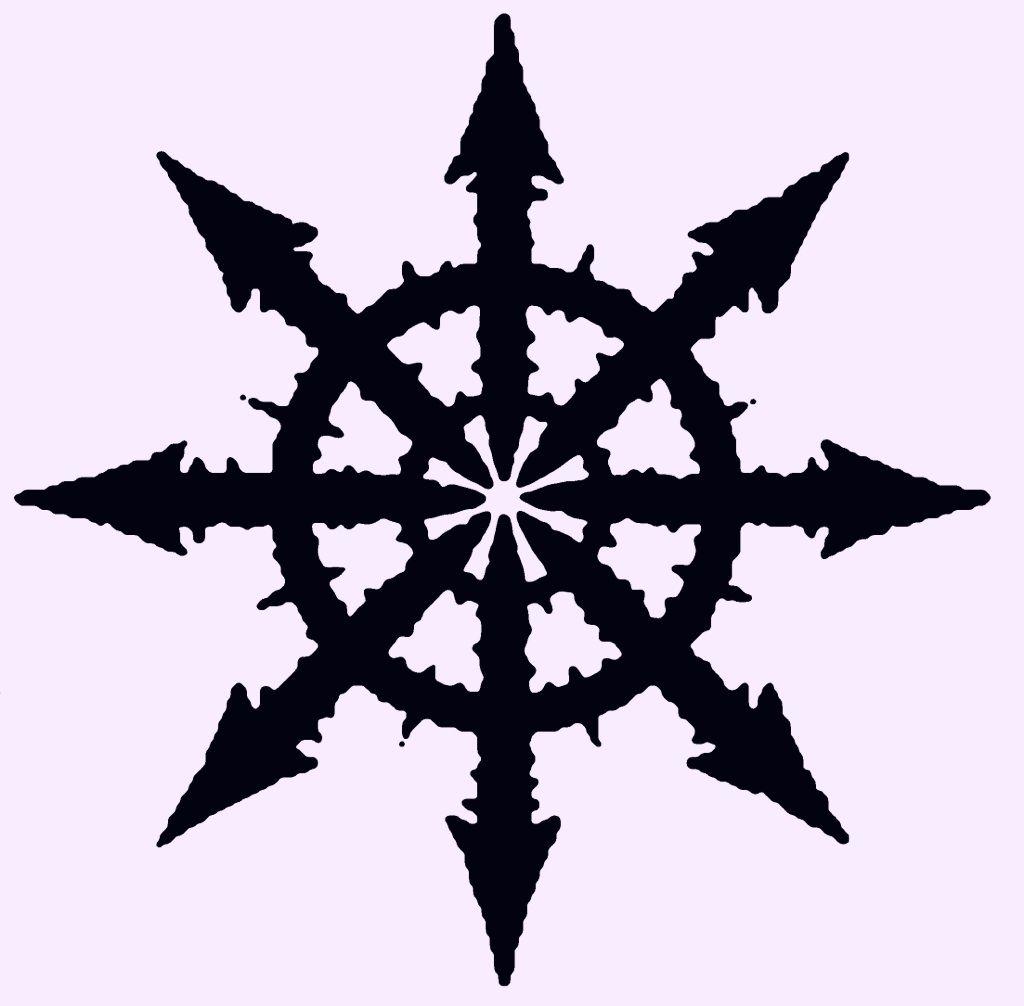 Chaos symbol | fantasy | Chaos tattoo, Symbolic tattoos ...