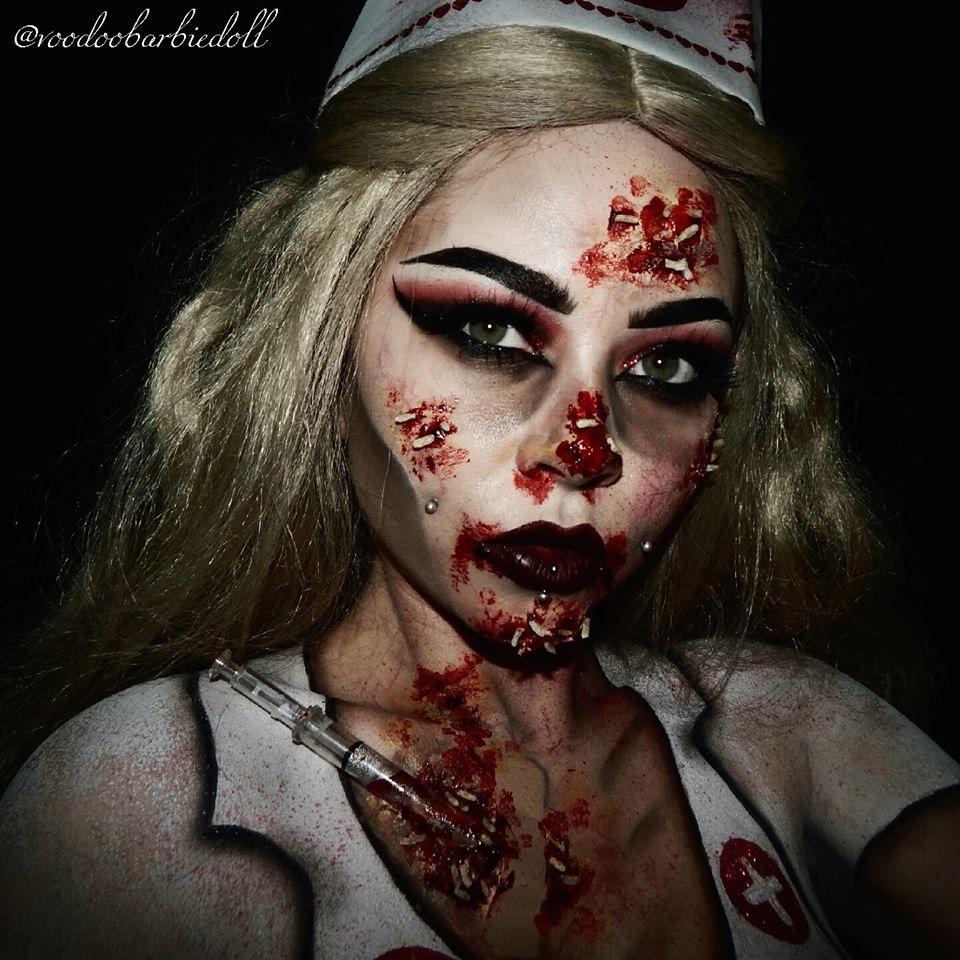 Zombie Nurse | www.youtube.com/c/SydneyNicoleTheCatsMeow IG ...