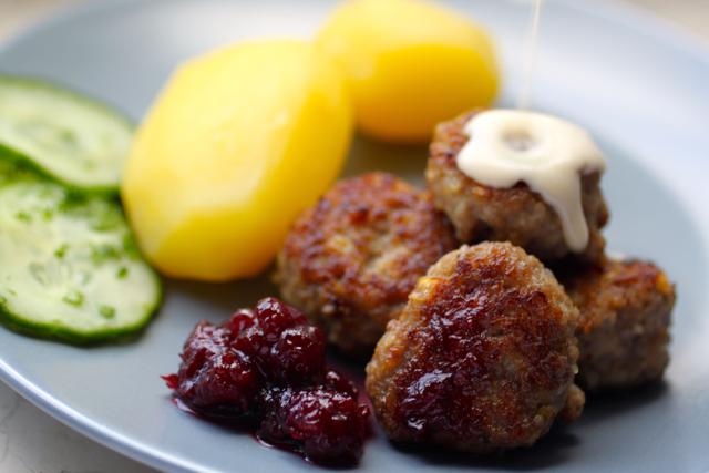 Köttbullar Das Originalrezept Aus Schweden Mit Bildern