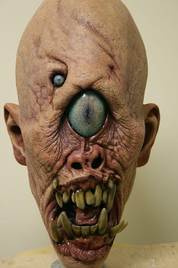 cyclops cyclops mask cyclops 11 gallery aliens u0026 monsters