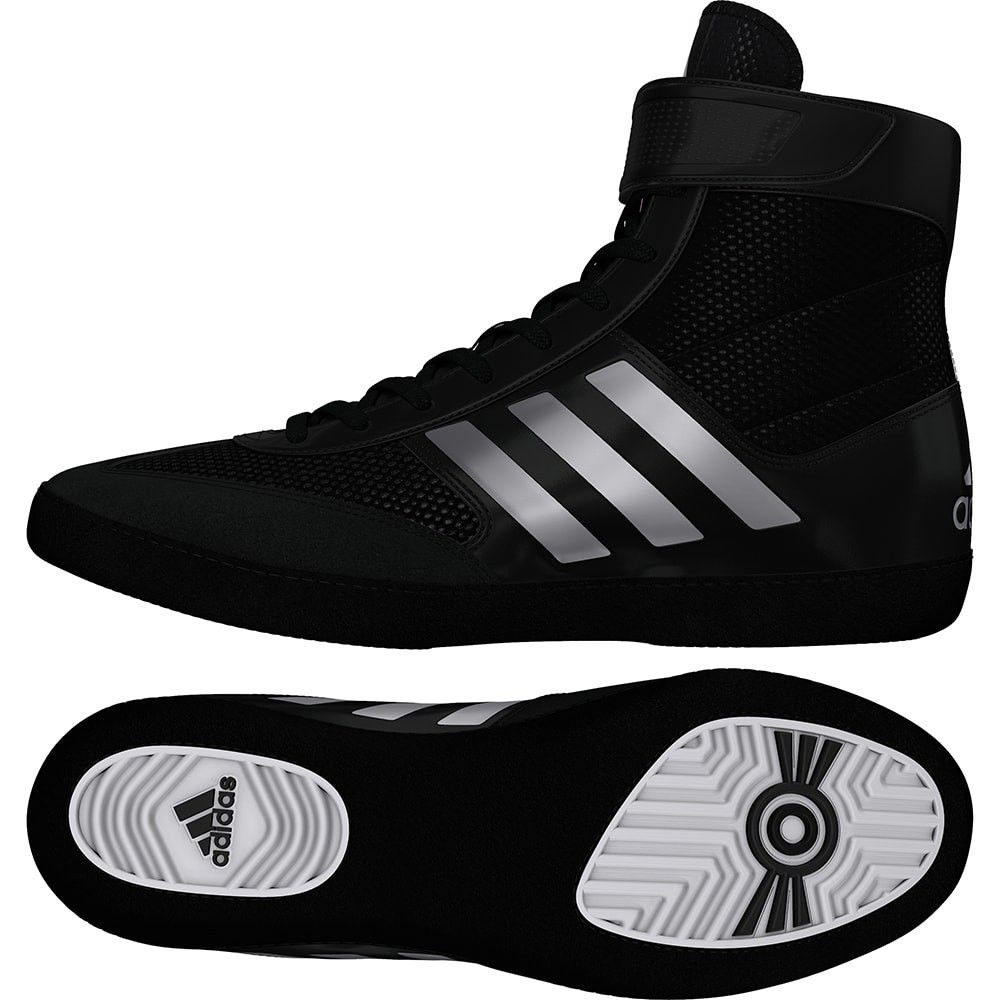 Adidas Combat Speed 5 (Black Silver Black) in 2020