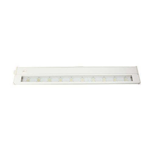 Under Cabinet Lights Afx Lighting Nll22wh Frosted Glass Led Undercabinet Light Fixture White 3 This I White Light Fixture Under Cabinet Lights Light Fixtures