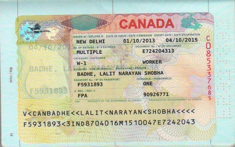 How To Get Visa To Canada In Nigeria Visa Canada Visa Online Visa