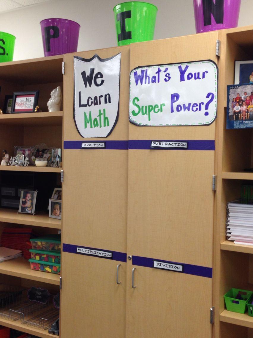 Fact fluency board