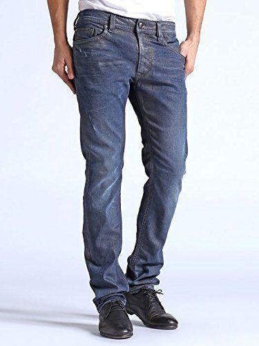 Diesel Jeans Safado 0824Q Mens Regular Slim Straight 29 x 34 DNA ...