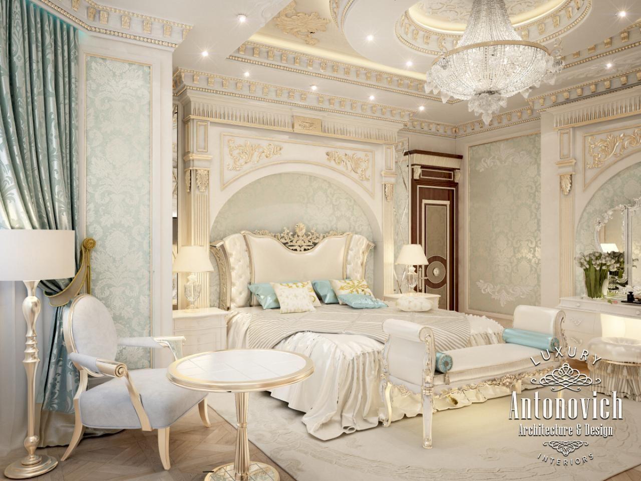 Home interior design royal bedroom design in dubai gorgeous bedroom photo   decor