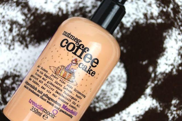 1af4ec5564 Glam & Shine - Beautyblog: Treaclemoon Nutmeg Coffee Cake - Duschcreme,  Handcreme & Körpermilch