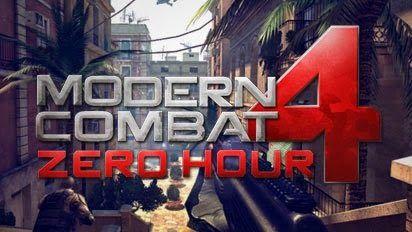 modern combat 3 1.1 1 apk sd data