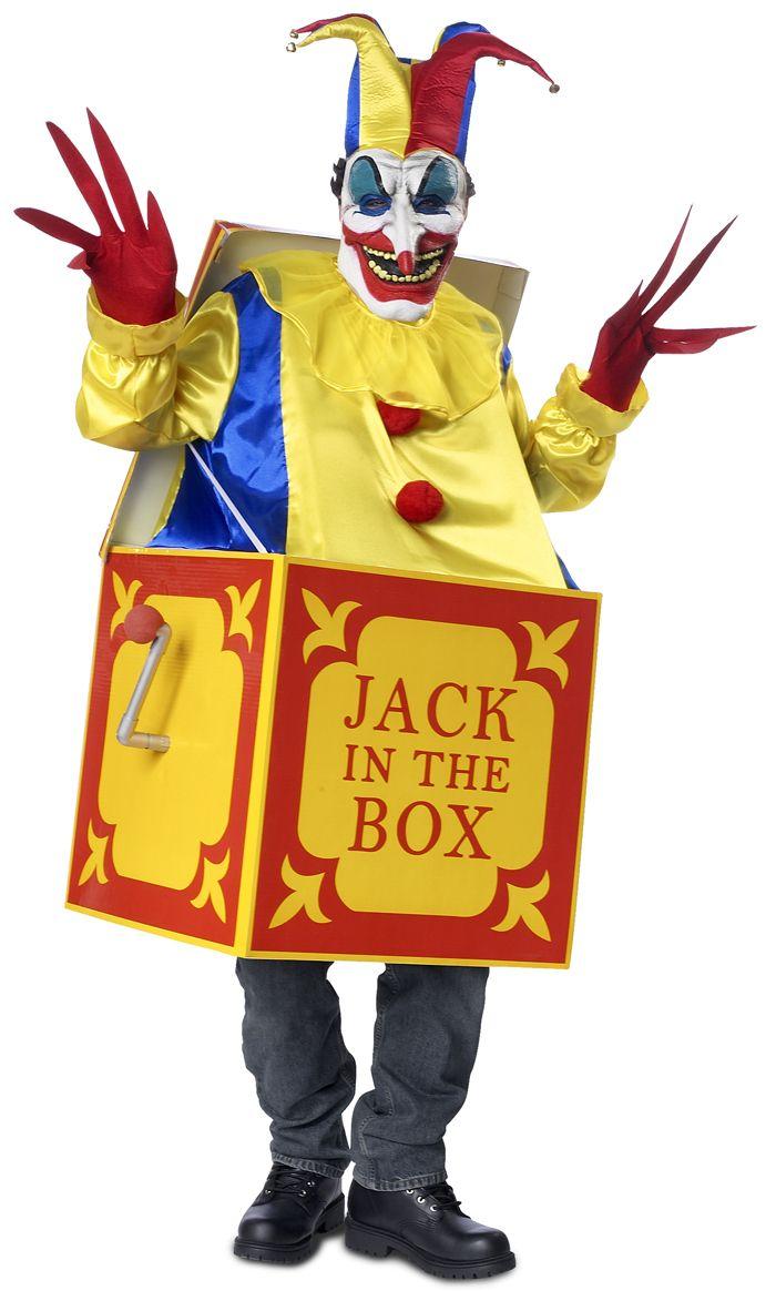 Jack-in-the-box costume - Halloween Photo (13198882) - Fanpop ...