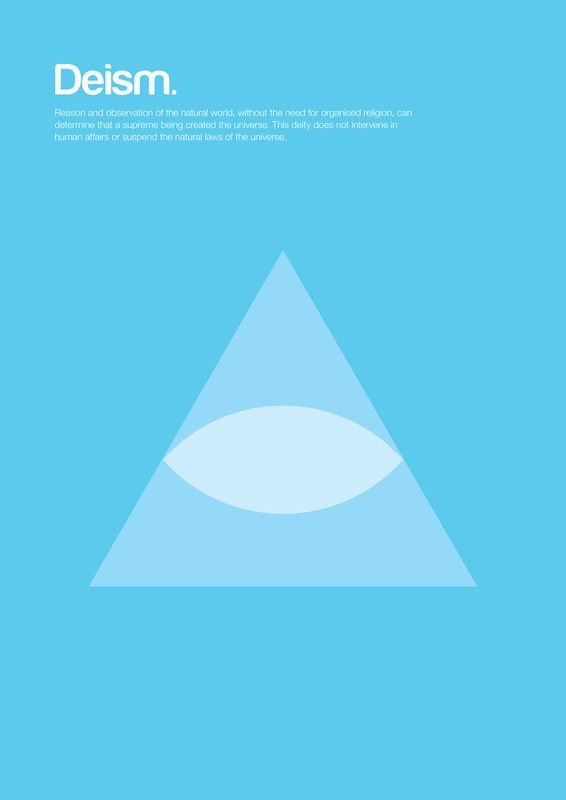 14 Philosophical Concepts As Basic Shapes