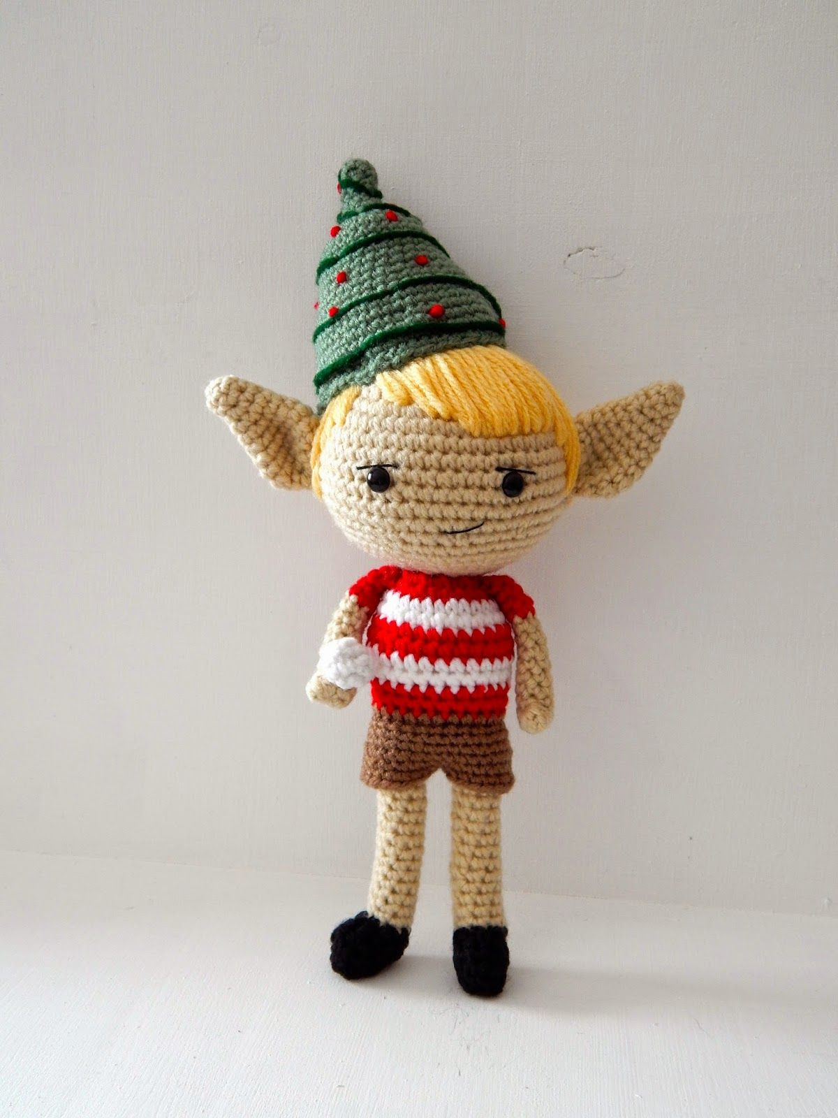 Jackie from Amidorable crochets the very cutest things! She shares a ...