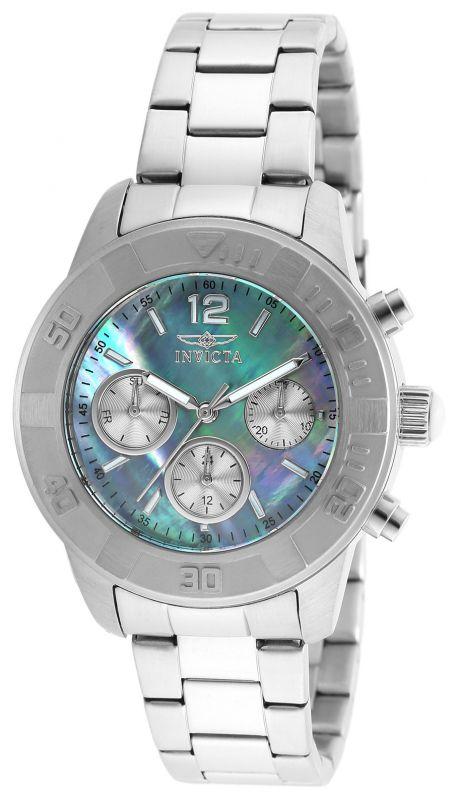 Invicta Mujer Angel 21663 Un Reloj Casual Para Lucir En Cualquier Ocasión Reloj Accesorios Reloj Invicta
