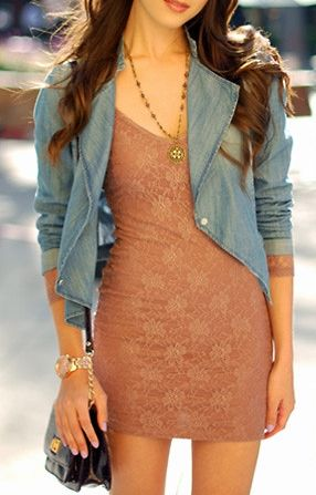 Style and color combination