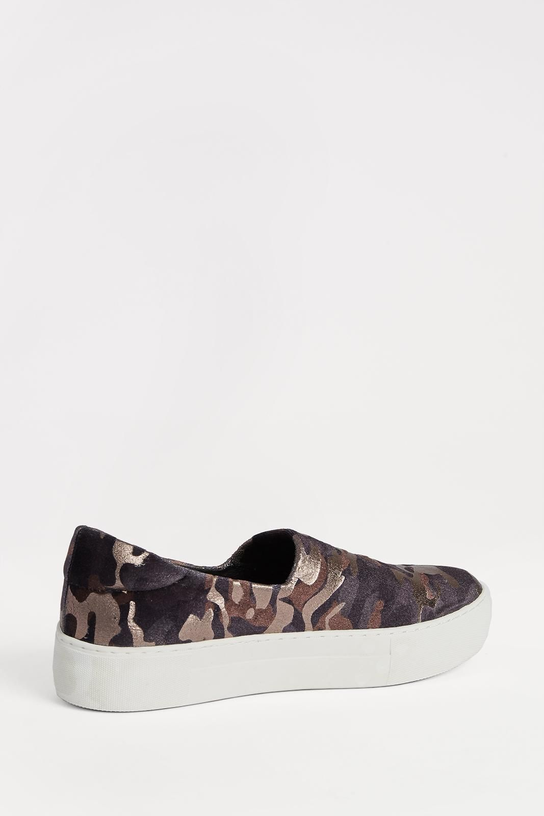 f5a665b1ac564 Ariana Camouflage Sneaker by J/SLIDES - EVEREVE $90 | Shoes | Shoes ...