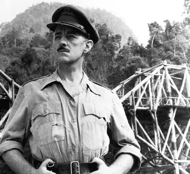 Movie About Being A Man I The Bridge On The River Kwai I Classic Hollywood Movies Movie Shots