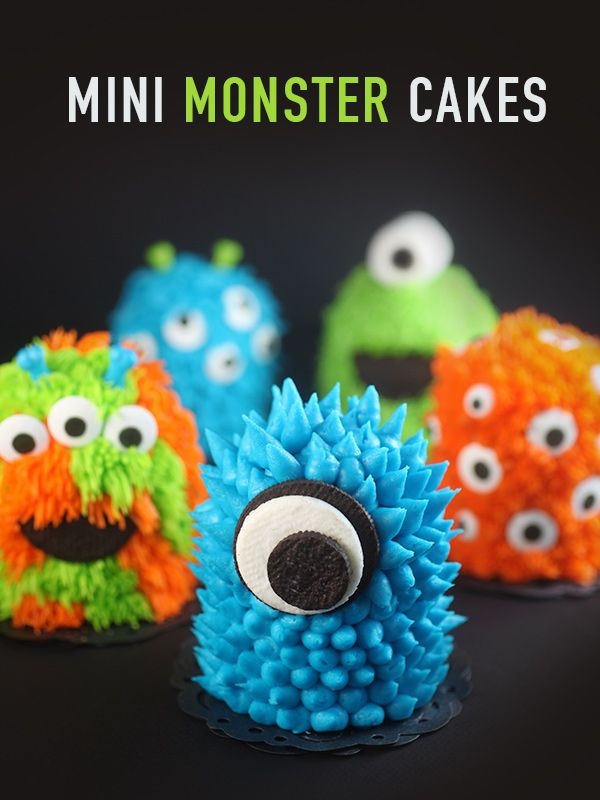 30+ Halloween Cakes That Are So Creepy They'll Double as Decor ...