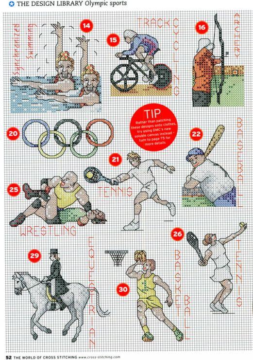Gallery.ru / Фото #29 - The world of cross stitching 139 ...