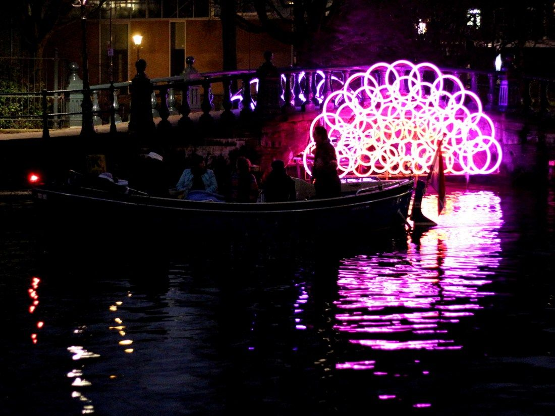 Amsterdam Light Festival 2018 19 Things To Do In Amsterdam In Winter Amsterdam Things To Do In Amsterdam Tours Festivals Around The World