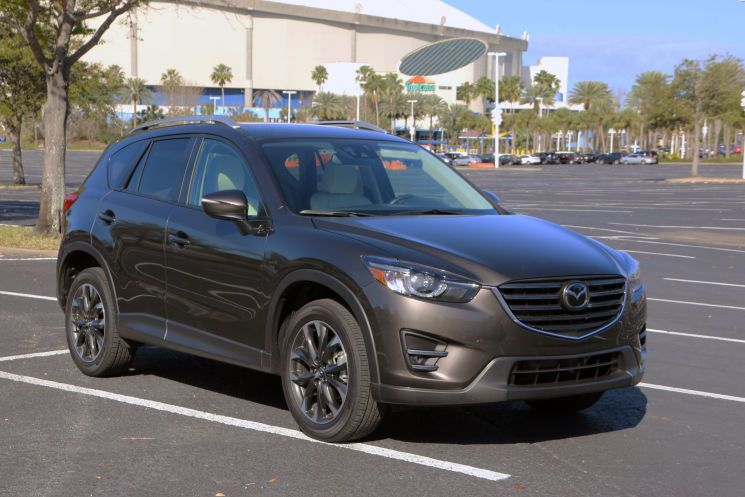 The Daily Drivers car review 2016 Mazda CX 5 Grand Touring AWD