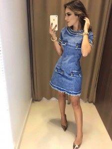 b744b10f2 Compre Vestido Feminino pelo Menor Preço e encontre tudo em moda feminina  para renovar seu guarda roupas.
