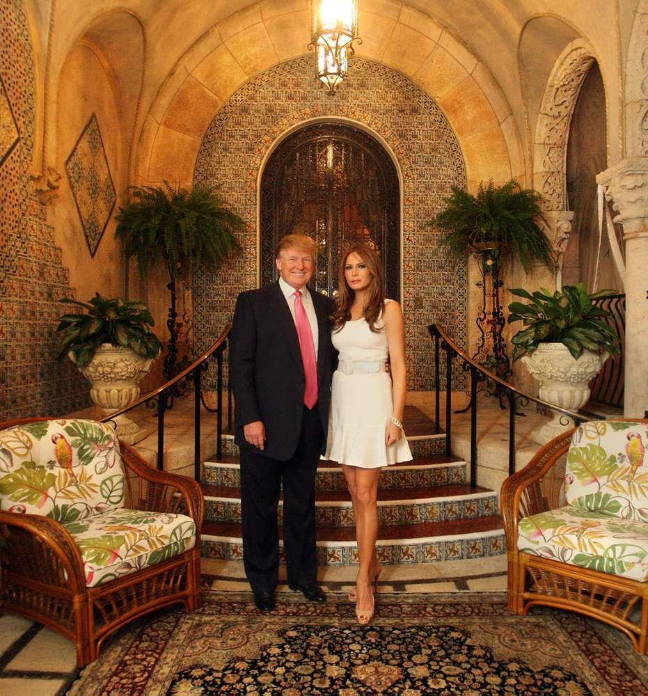 Donald Trump Mar A Lago Pinterest Palm Beach Post
