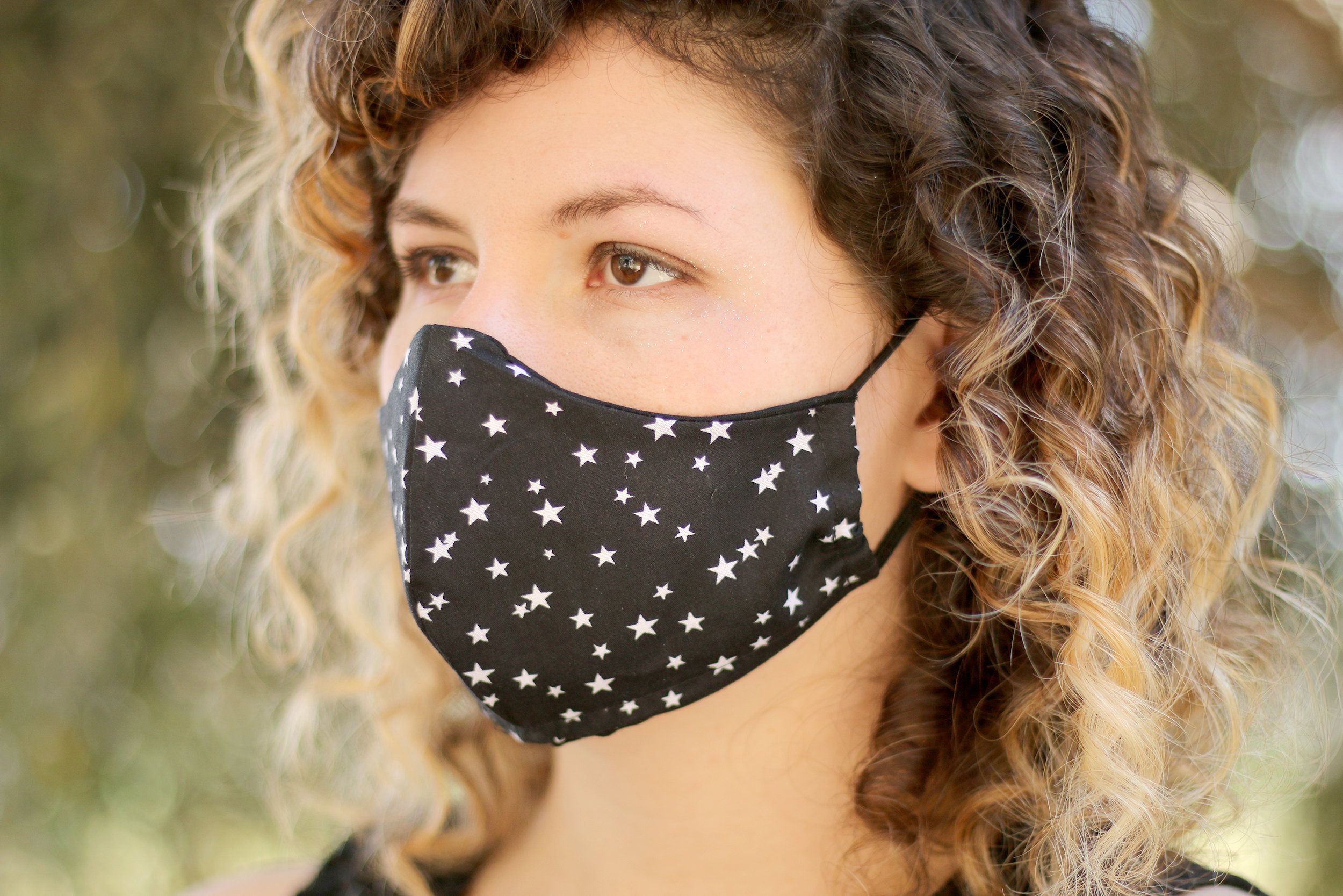 Face Mask, Reusable Face Mask With Filter Pocket, Washable