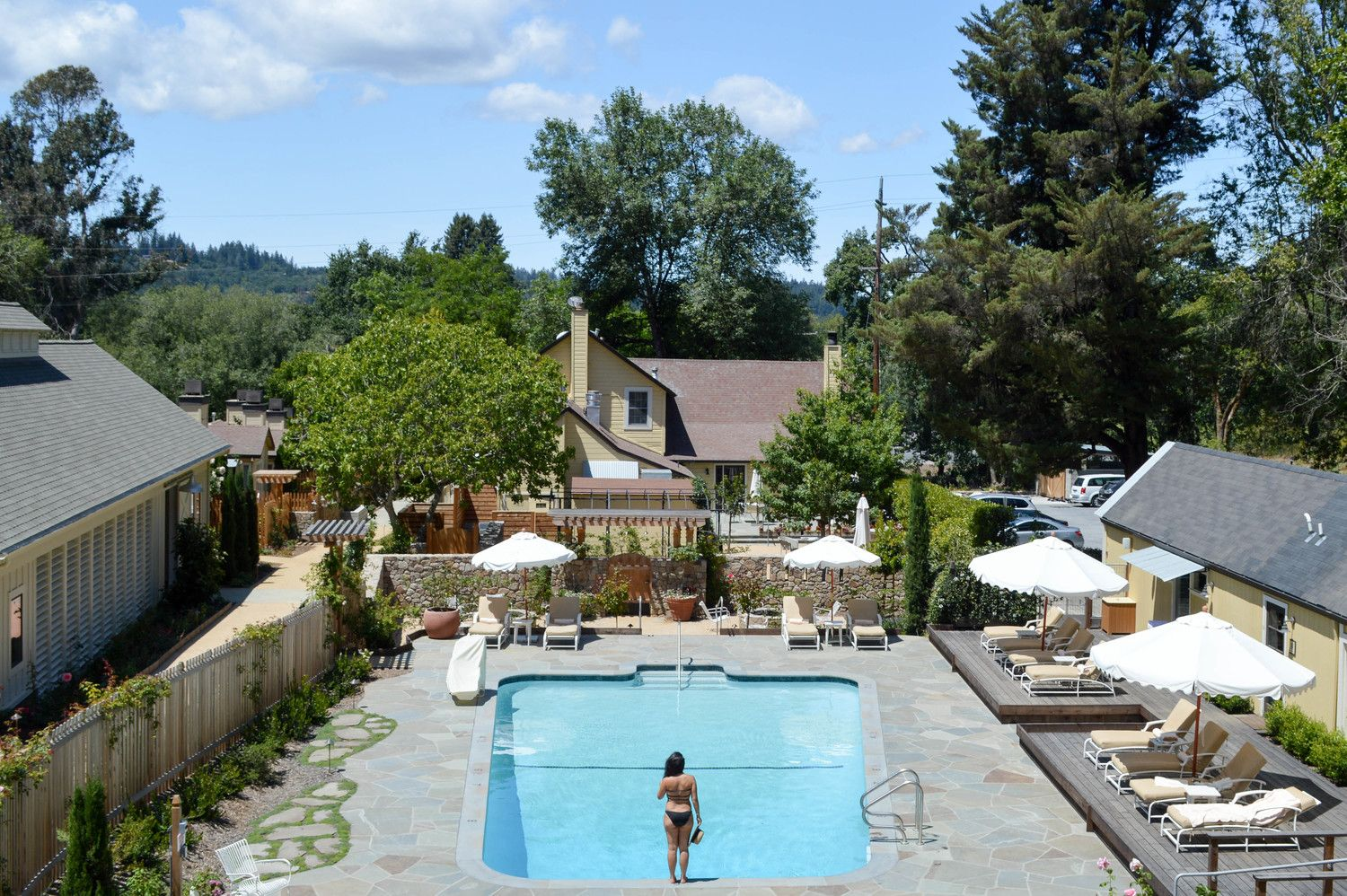Russian River Valley Luxury Stay The Farmhouse Inn Review