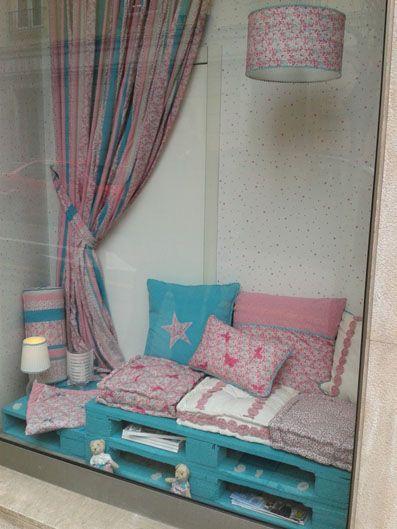 10 proyectos con palets para decorar dormitorios for Decoracion hogares infantiles