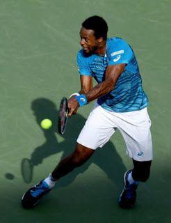 Blog Esportivo do Suíço:  Monfils dá show e está nas quartas pela 3ª vez no US Open