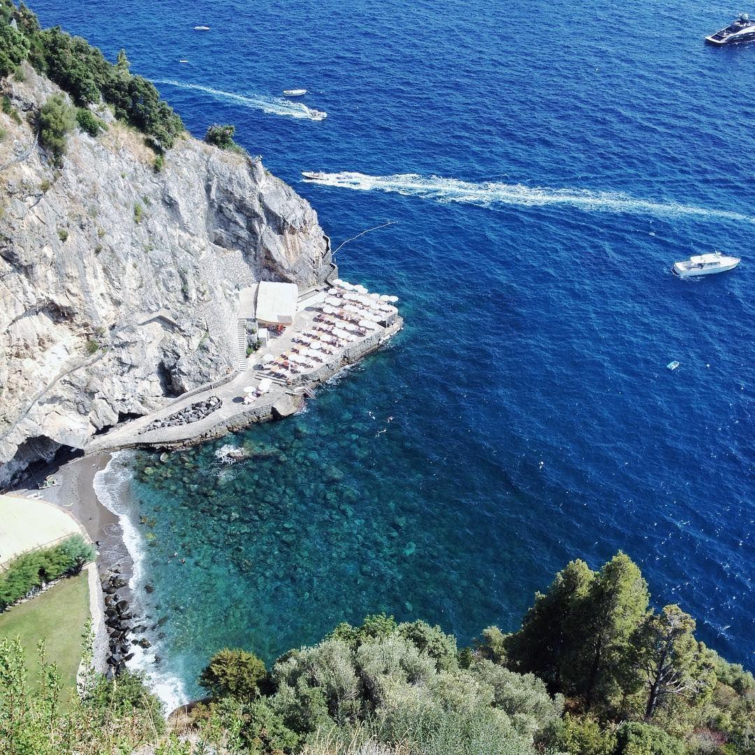 Beach Of San Pietro Hotel Positano