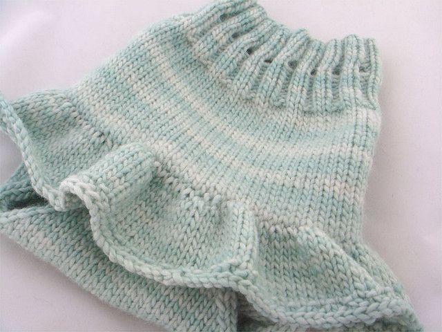 ruffleskirt soaker by spun-out, | Crochet Ruffle Skirts | Pinterest ...