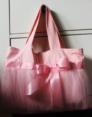 Tutorial: Little Ballerina Bag