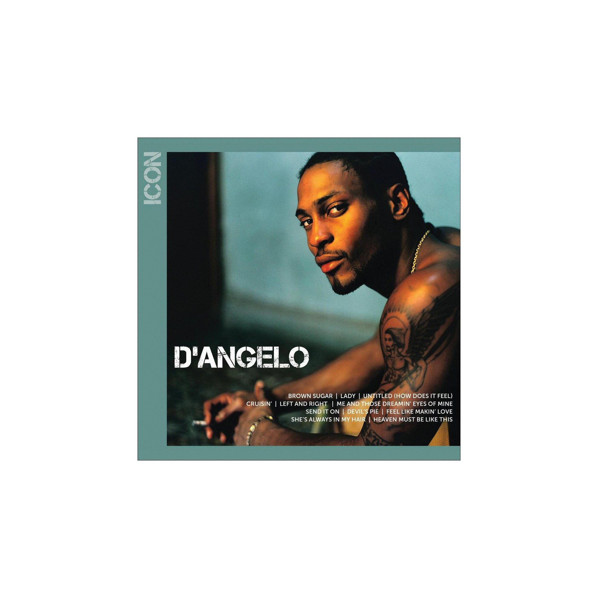 Dangelo Icon Pop Music Pinterest Pop Music Icons And Products
