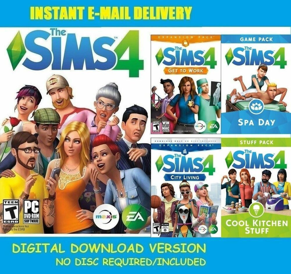 how to download sims 4 on mac using origin