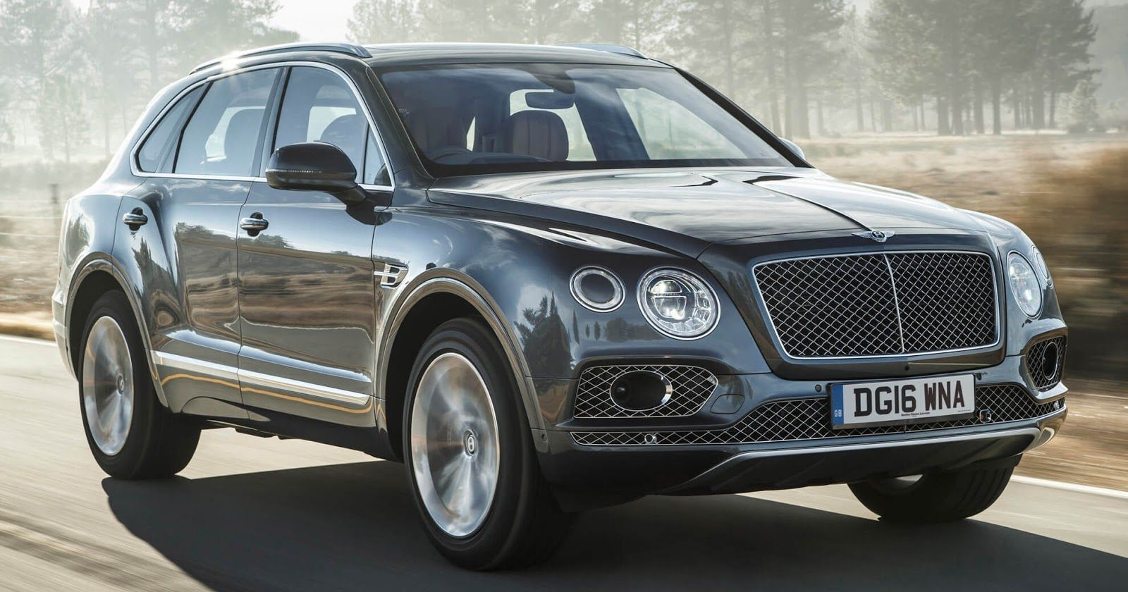 2019 Bentley Bentayga V8 To Rated At 550 HP, Could Use Cayenne Turbo