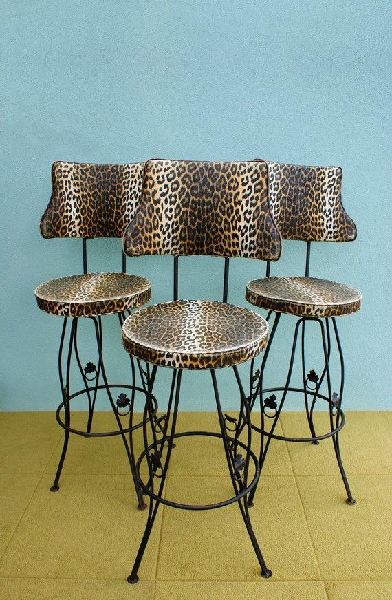 Leopard Print Animal Print Decor Decor Furniture