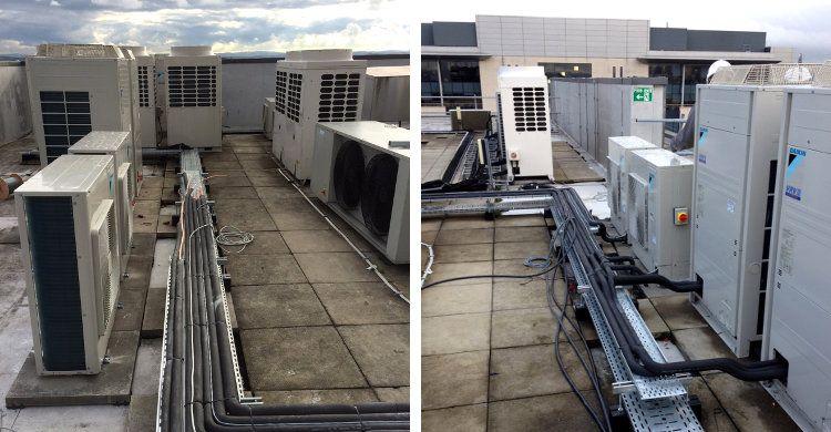 Daikin Vrv Air Conditioning In Glasgow S Ifsd Case Study