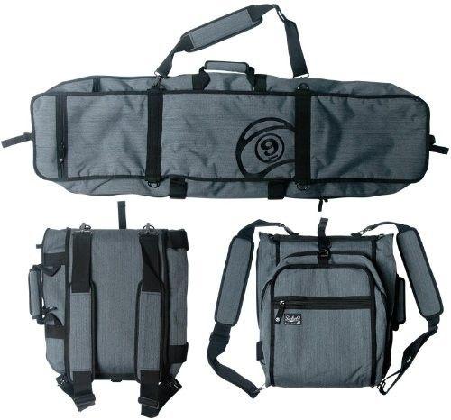 Sector 9 Field Bag Longboard Skateboard Backpack Travel Bag  c886cca405638