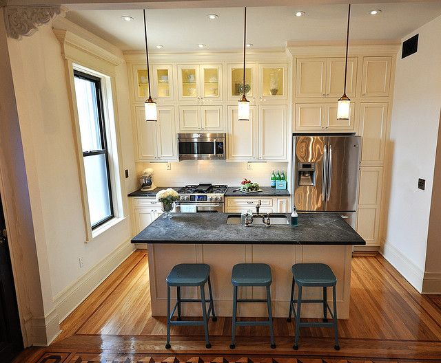 How to decorate series day 23 making a kitchen feel for Kitchen cabinets brooklyn