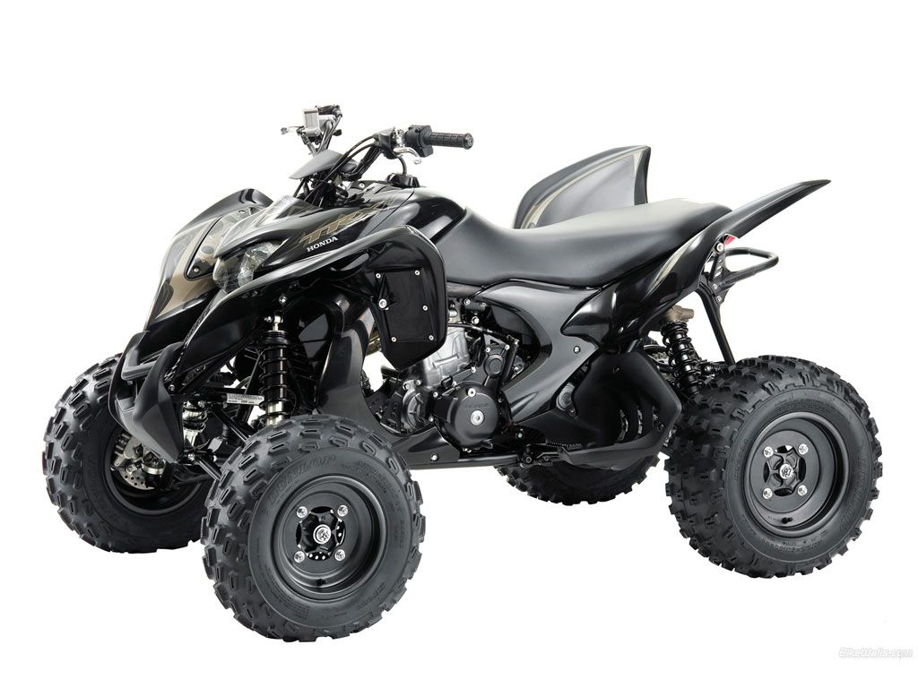 Yes i want honda trx700xx four wheeler for sale 2009 black honda