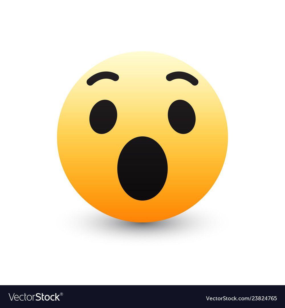 3d Emoticon Icon Design Vector Image On Vectorstock Icon Design Emoticon Vector