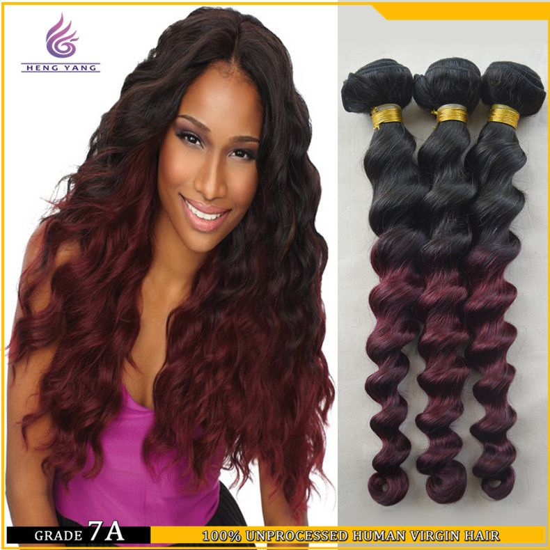 Find More Hair Weaves Information About Brazilian Ombre Hair
