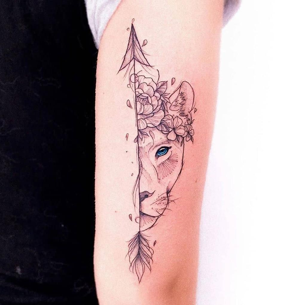 35 Inspiring Arm Tattoo Design Ideas For Women 2020 Sooshell In 2020 Arm Tattoos For Women Feminine Arm Tattoos Arm Tattoo