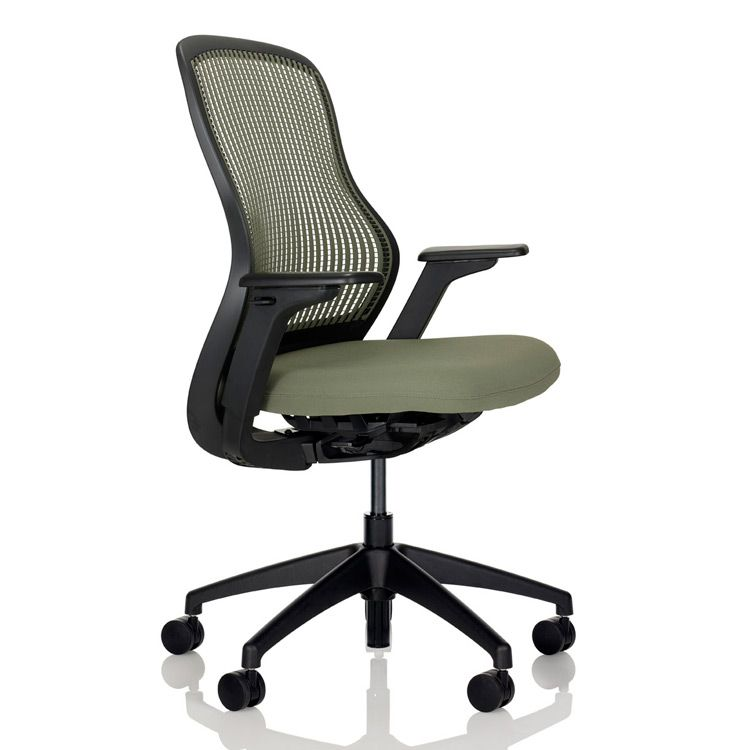 Regeneration Chair Flex Back By Knoll Smartfurniture Com Chair Work Chair Home Office Chairs