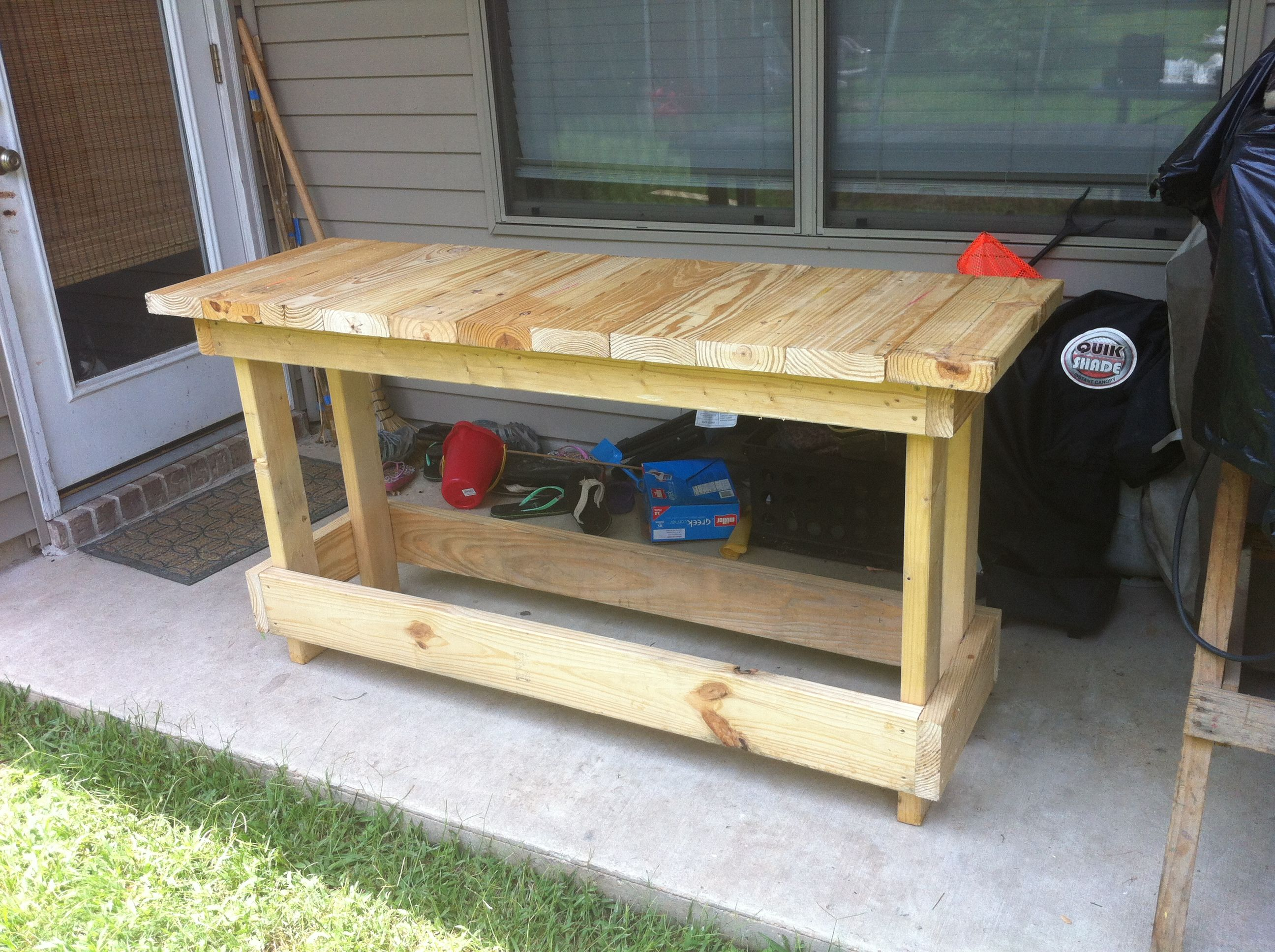 Garage Workbench Plans Myoutdoorplans Free Woodworking Plans And Projects Diy Shed Wooden Workbench Plans Diy Building A Workbench Garage Workbench Plans