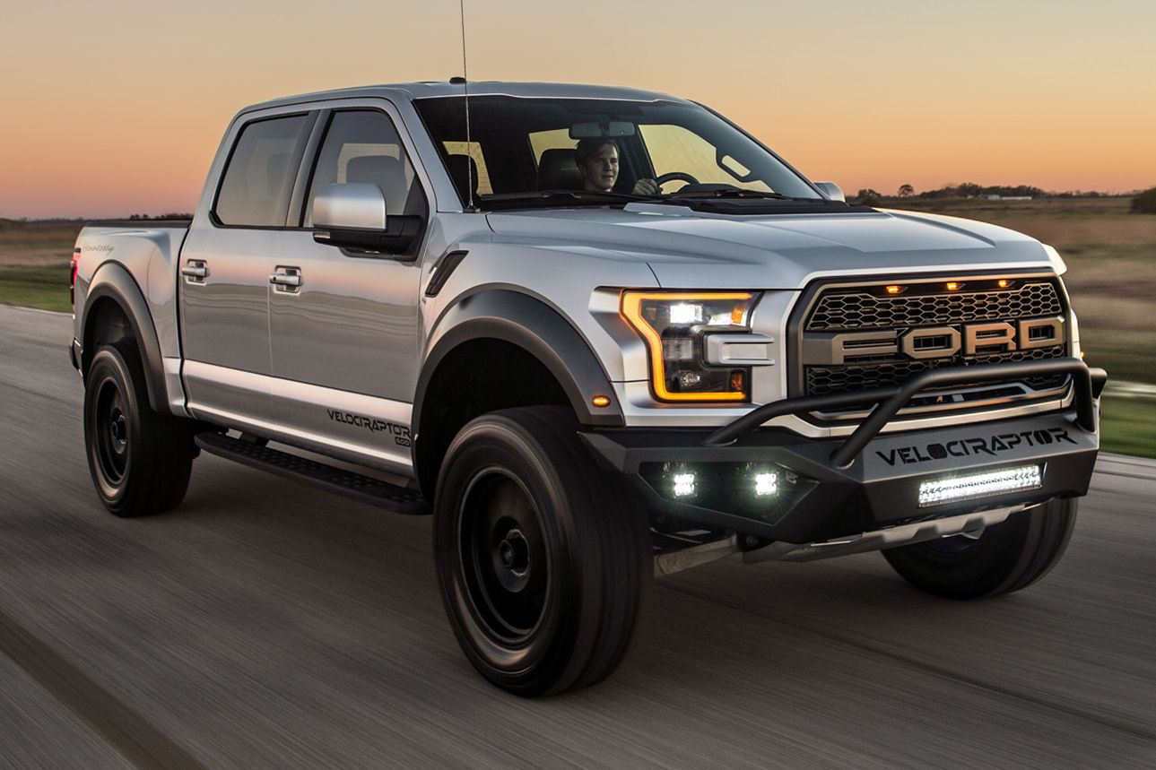 2017 Ford Raptor F-150 Pick-up Truck | Hennessey Performance ...