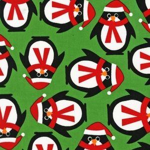 Ann Kelle - Jingle - Penguins in Holiday