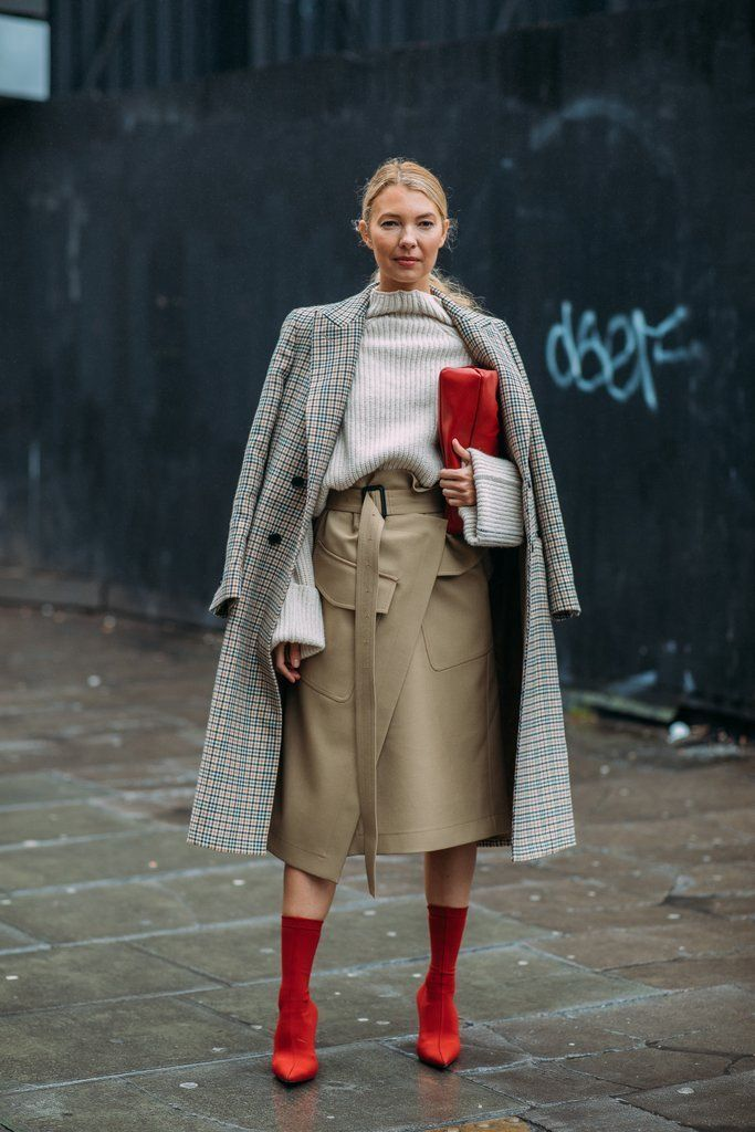 Street Style London Fashion Week : Roberta Benteler #streetstyleclothing