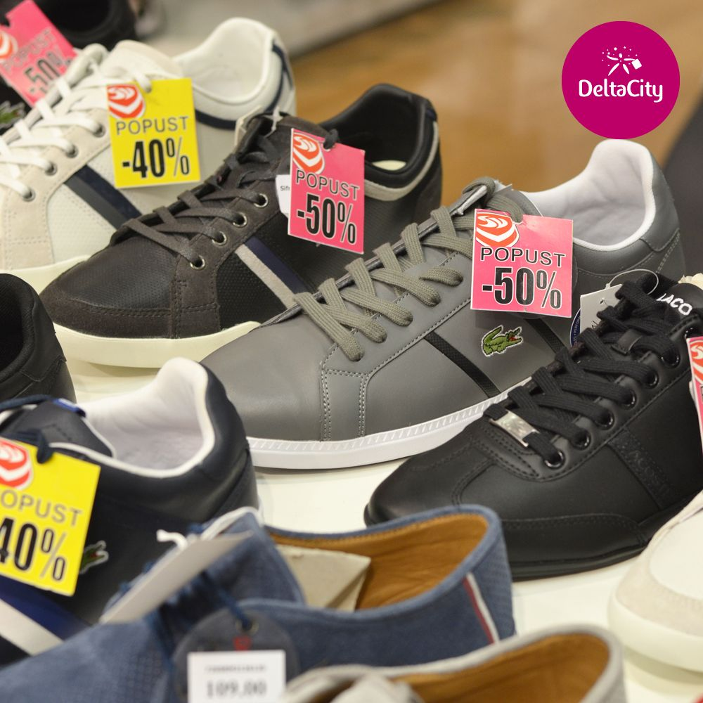 Delta City Sport Fashion Top Sneakers High Top Sneakers